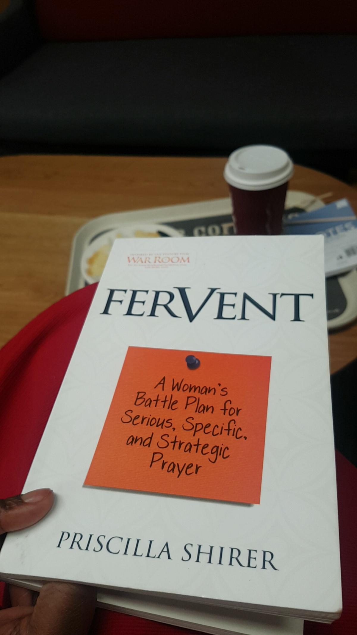 fervent prayer – Effortlessly M E